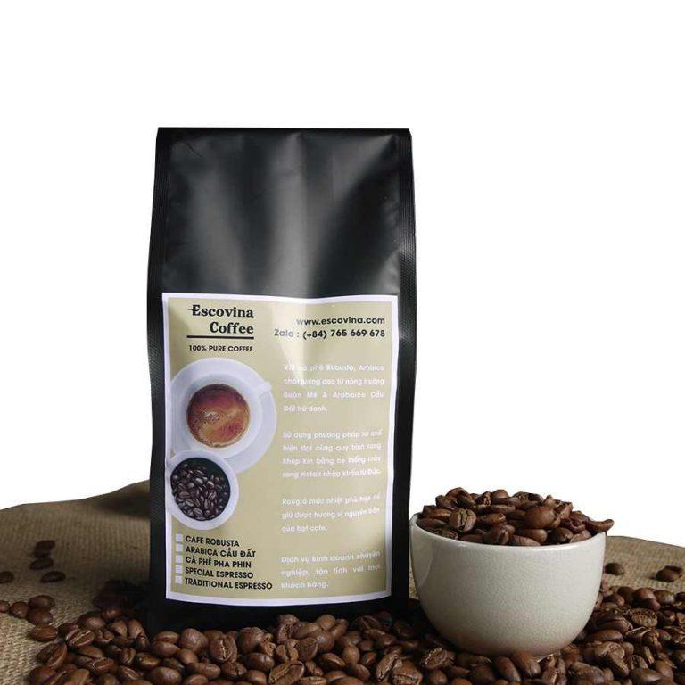 Cung cấp cà phê hạt nguyên chất ở Bình Dương thơm ngon giá sỉ